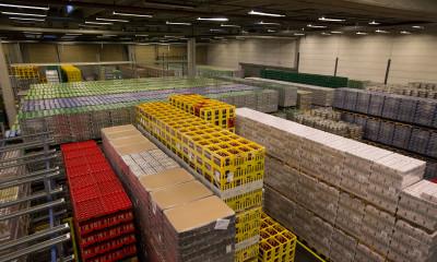 Det er ikke småtterier som leveres fra Hansa Borg Bryggerier hvert år.